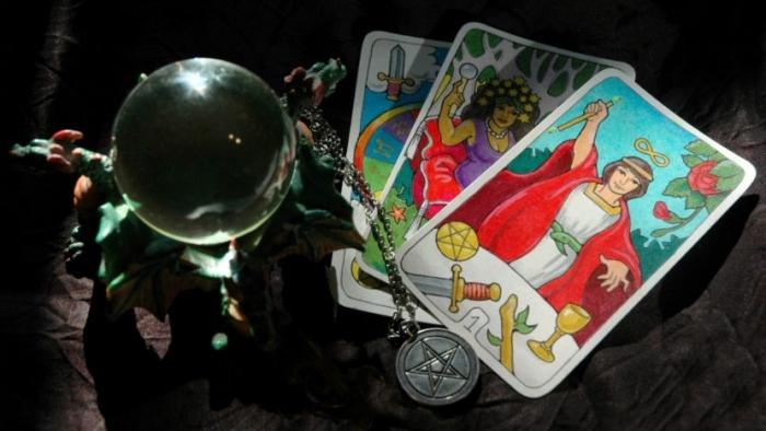 19664847 - occult paraphernalia, my artwork