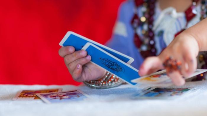 34310806 - particular of fortune teller